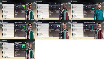 PES 2021 Fluminense FC Paranaense Facepack