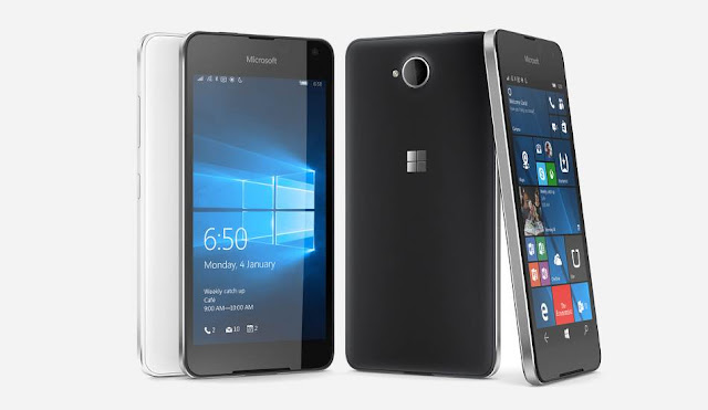 Microsoft Lumia 650 Official Specs & Price Unveiled in India