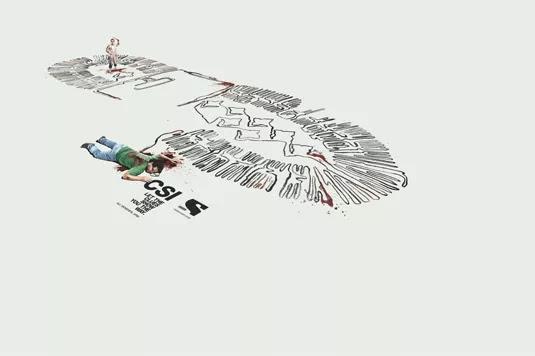 Tổng hợp 40 mẫu ấn phẩm marketing siêu sáng tạo, in Hồng Hạc