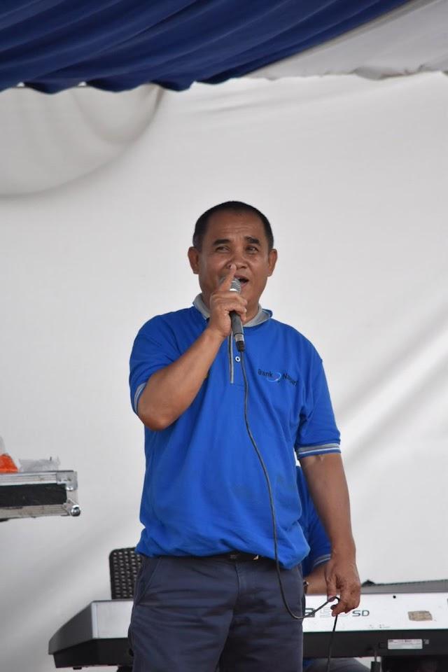 Kadis Kominfo Jhon Kenedi Juara Favorit Lomba ASN Idol Dalam Rangka HUT KORPRI Di Payakumbuh
