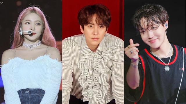 Grubundaki en az popüler üyelerden sektördeki en sevilen sanatçılara dönüşen 5 K-Pop idolü