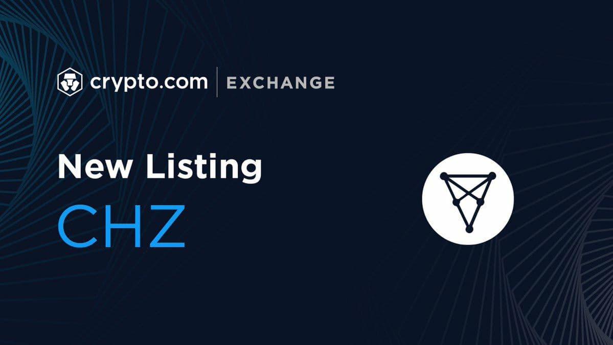 chz crypto.com'da listelendi