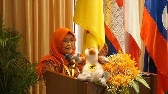 Pendiri Sahabat Bekantan Indonesia