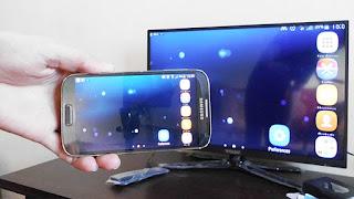 تطبيق لمشاركة شاشة هاتفك على التلفاز دون كوابل