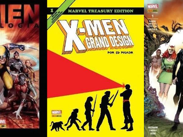 Panini publica especiais e nova fase dos X-Men
