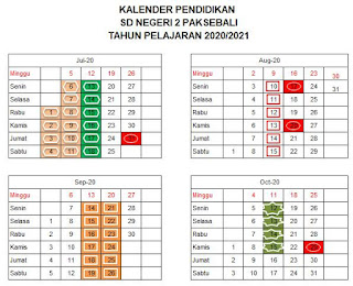 Analisis Kalender Pendidikan