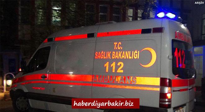 Diyarbakır Kulp İslam Köyü kırsalındaki çatışmada 1 güvenlik korucusu yaralandı