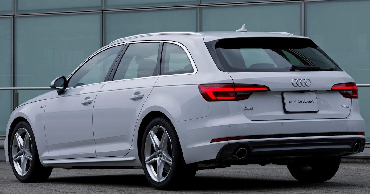Audi A4 Avant 2017 Pre O Parte De R No Brasil