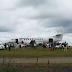 Avion de EasyFly se salió de la pista en el aeropuerto de Quibdó
