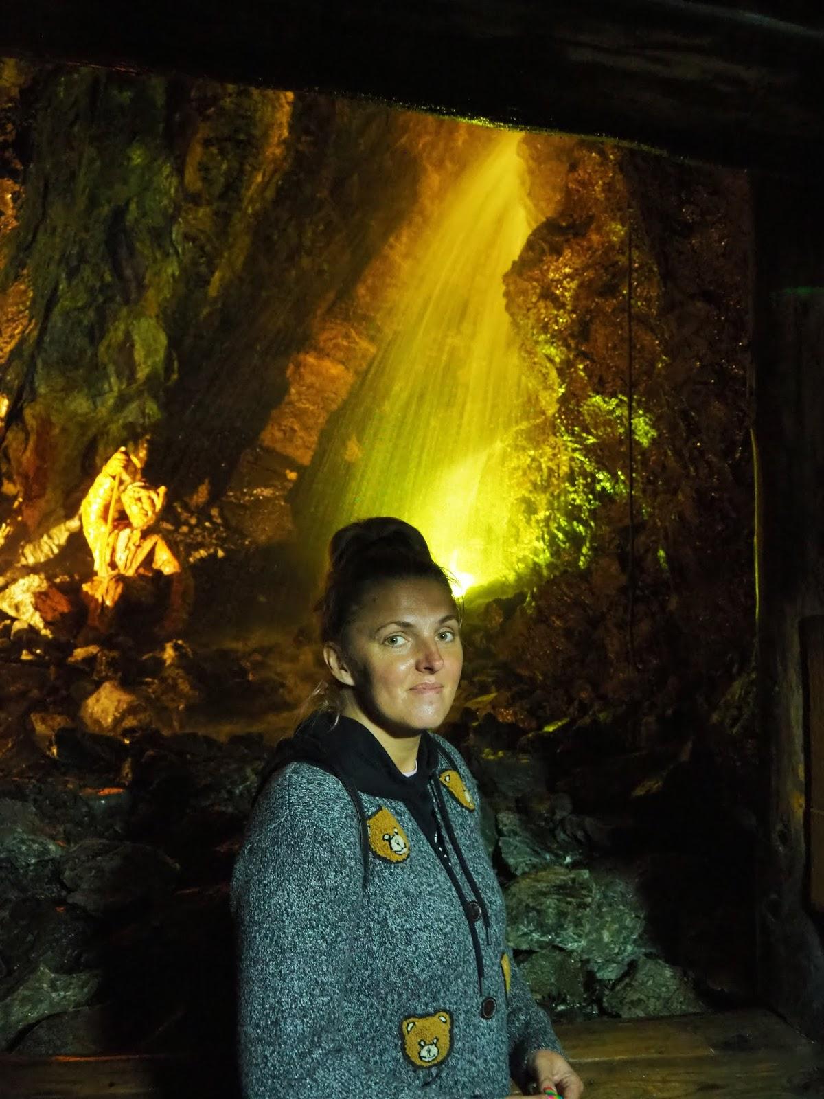 Złoty Stok kopalnia