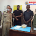 Update! Two Nigerians arrested at Cambodia Airport with drugs in their stomachs appear in court