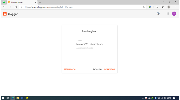 Update Cara Membuat Blog Terbaru Untuk Pemula (Lengkap)