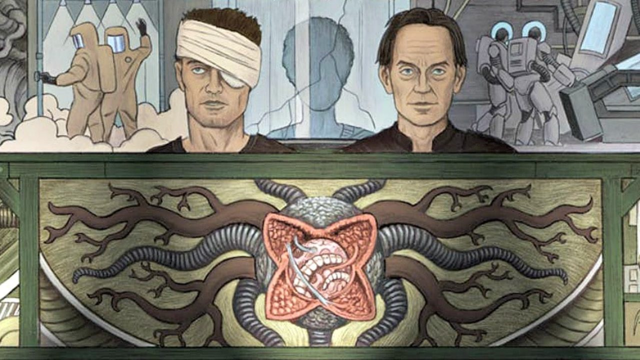 Alien 3 de William Gibson