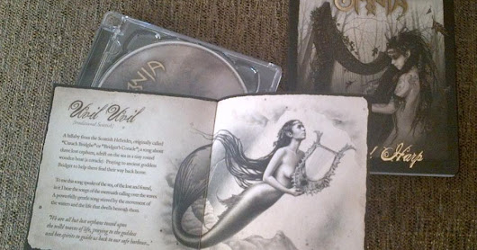 "CD ""Naked Harp"", Omnia"