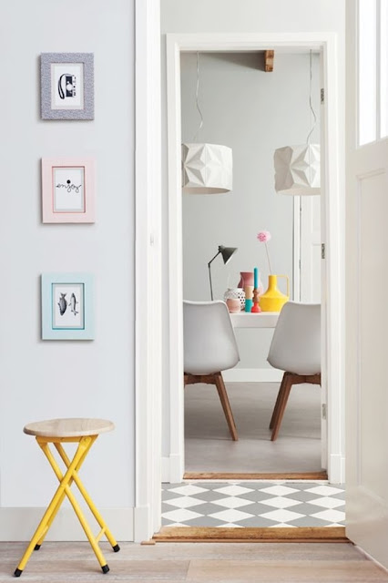 Decorate Your Home In Pastel 16