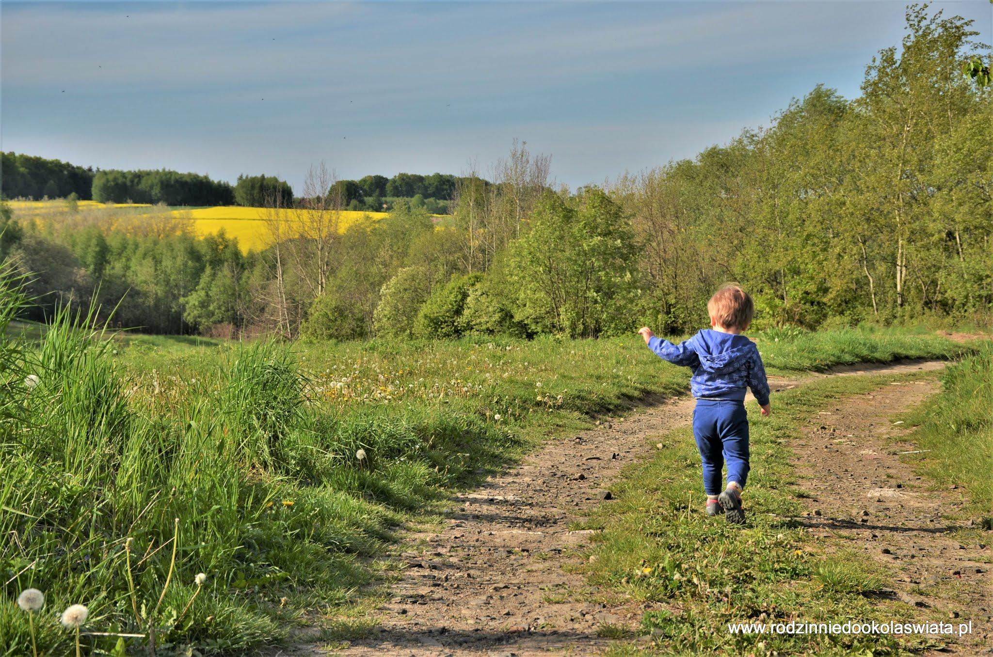 Rezerwat Przyrody Zimny Dół- Małopolska z dziećmi