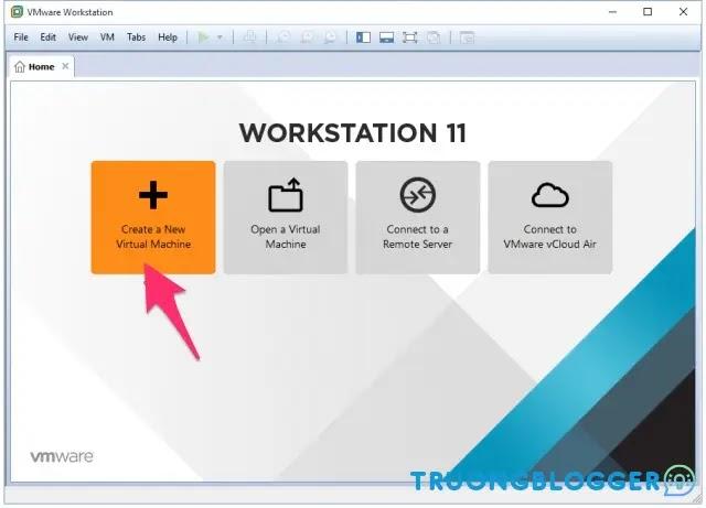 Cài Windows 10 trong máy ảo VMWare Workstation cho máy tính