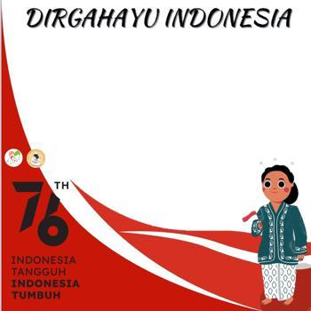 60 Link Twibbon Bingkai Foto Dirgahayu Hari Kemerdekaan Republik Indonesia ke-76 2021