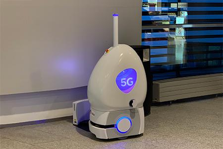 5G robot