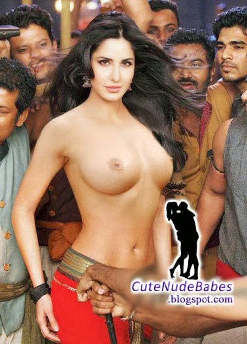 Bollywood Porn Star Katrina Kaif Boobs Fucking Naked Photo -1737