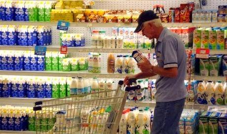 Παρελθόν τα γεμάτα καρότσια. Κατά 32% έπεσε η δαπάνη για το σούπερ μάρκετ