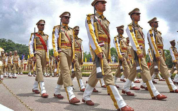 RECRUITMENT OF CONSTABLE/TRADESMEN IN CISF-2019