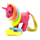 My Little Pony Pilla Year Three Int. Rainbow Ponies II G1 Pony
