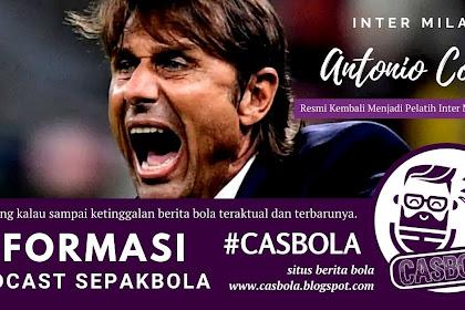 Pelatih Inter Milan Kembali Dipegang Antonio Conte