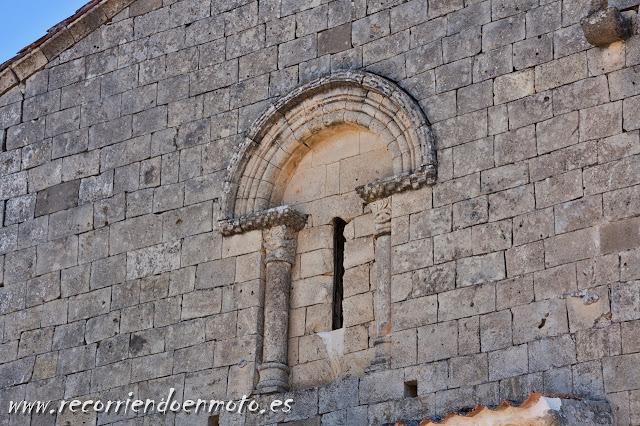 Ventanuco Ermita San Frutos, Segovia
