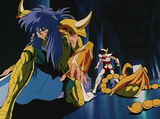 Os Cavaleiros do Zodíaco – Dublado – Episodio 60