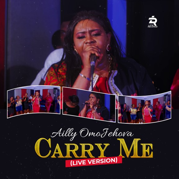 Audio + Video: Ailly Omojehova – Carry Me (Live Version)