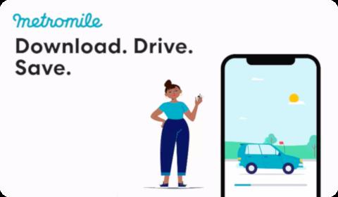 Metromile – Ride Along