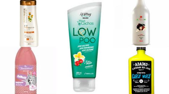 shampoo que removem silicones