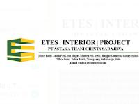 Lowongan Kerja Supervisor HR & GA, Staf General Affair di Etes Interior - Surakarta