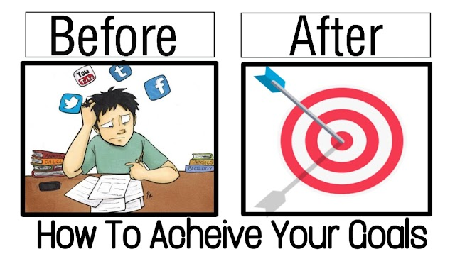 How To Acheive Your Goals | 5 Strategical Ways To Acheive Your Goals।