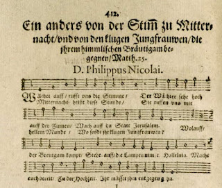 British Classical Music: The Land of Lost Content: J.S. Bach: 'Wachet Auf'  for organ solo – a few (unoriginal) thoughts