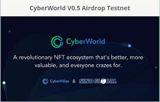 CyberWorld AirDrop