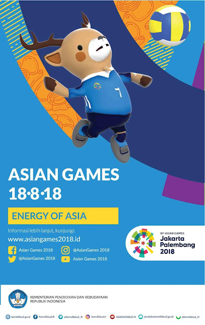 Jadwal Bola Voli Indonesia Dalam Asian Games 2018 - Gatra Guru