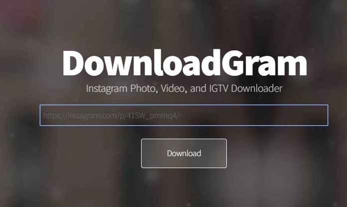 Website Downloadgram