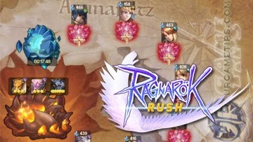 Ragnarok Rush World Mines