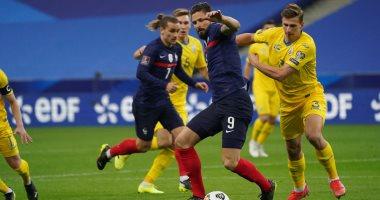 تعرف على موعد مباراة أوكرانيا ضد فرنسا والقنوات الناقلة لها