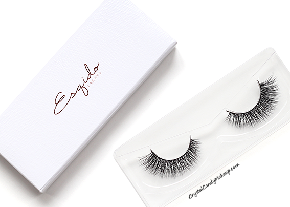 Esqido False Eyelashes Voila Lash Review Photos
