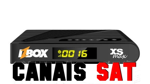 IZBOX XS Max Nova Atualização - 12/08/2019