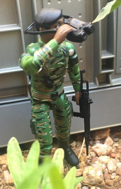 1997 Stalker, Stars & Stripes, TRU Exclusive, 1983 Wolverine, Snake Eyes, 2017, The General, Red Laser Army, 2005, HAS, Cobra Soldado, Black Major, Cobra Trooper, 1987, Coastal Defender, Duke, Grunt, cobra Commander, General Hawk, Torpedo