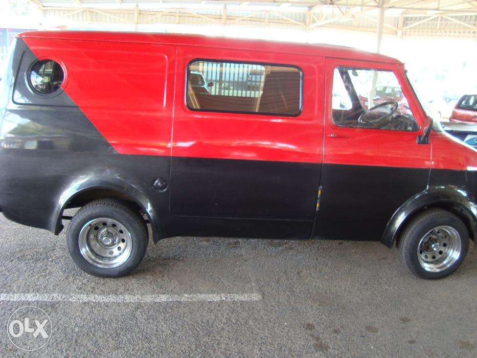 If Your Looking For A Custom Bedford Van Down In South Africa Here It Is This One Powered By 283 Chevy V8 With An Automatic Gearbox