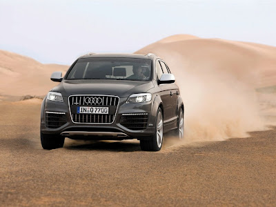 Audi Q7 Off Road Normal Resolution HD Wallpaper 6