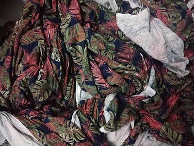 Vải khúc giá rẻ tại Bình Dương