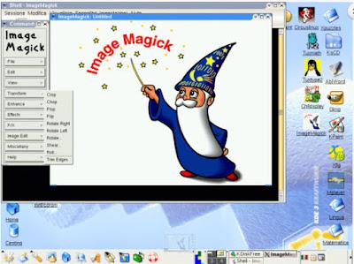 تحميل برنامج ImageMagick لتلاعب فى الصور الخاصة بك وتعديلها