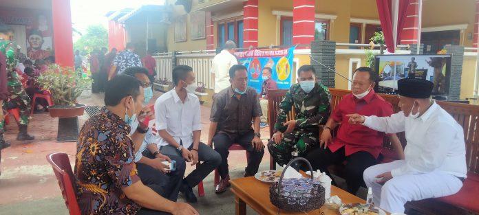 Pimpinan DPRD Lamsel Ucapkan Selamat Kepada Nanang-Pandu