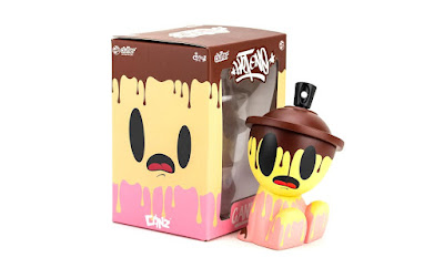 The Neo Canbot Vinyl Figure by Sket One x Czee13 x Clutter
